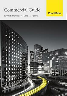 Commercial Guide - Ray White Morisset