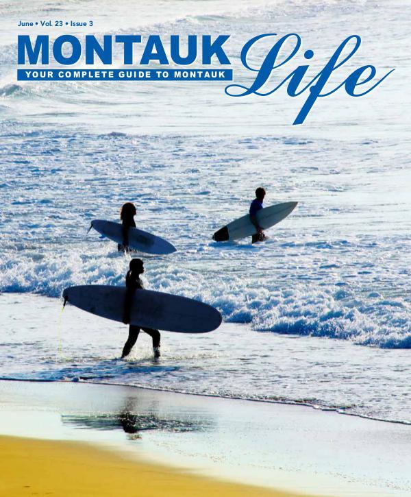 Montauk Life June 2017