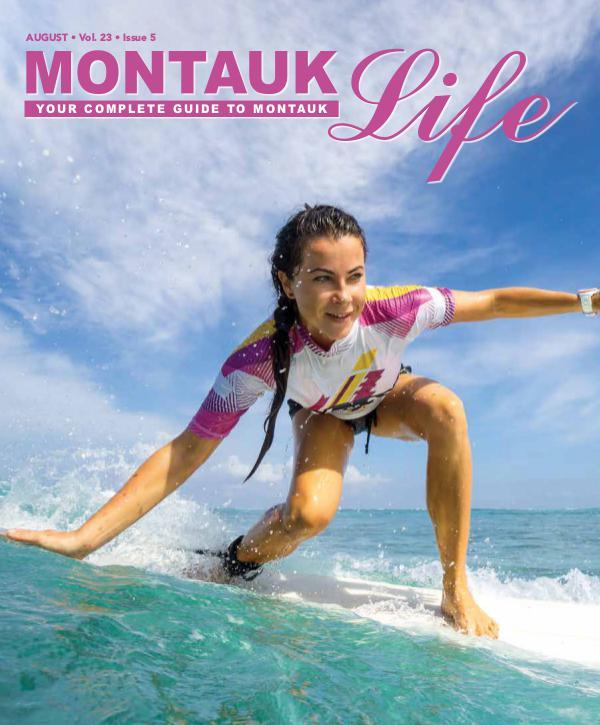 Montauk Life August 2017