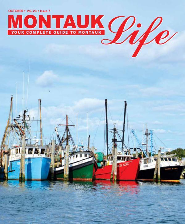 Montauk Life October