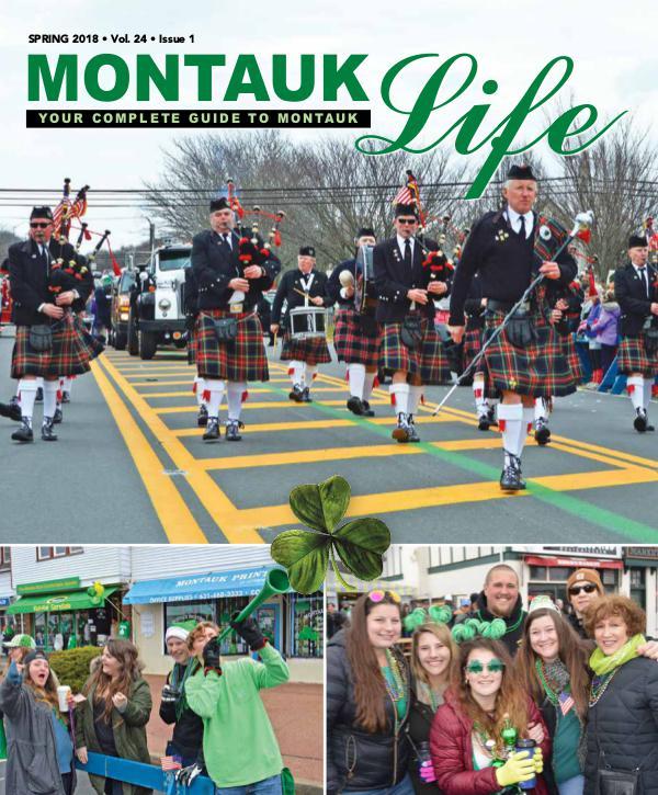 Montauk Life Spring 2018