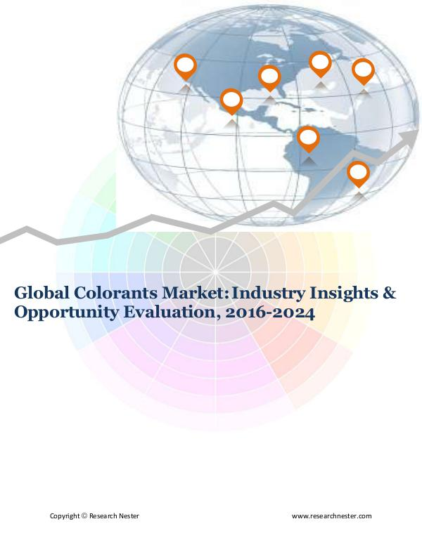 Global Colorants Market (2016-2024)