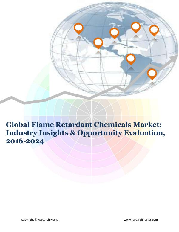 Global Flame Retardant Chemicals Market (2016-2024