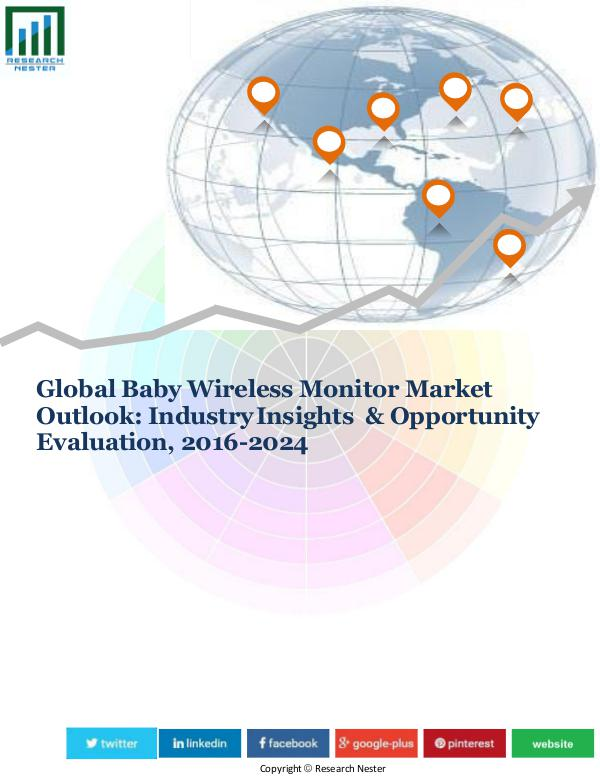 Global Baby Wireless Monitor Market (2016-2024)- R