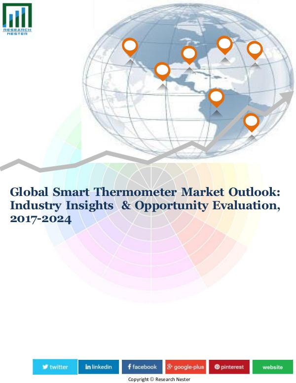Global Smart Thermometer Market (2016-2024)- Resea
