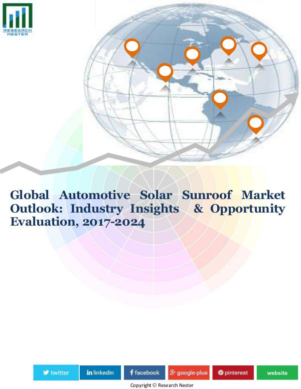 Global USD 4.92 Billion Automotive Sunroof Market