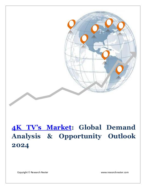 ICT & Electronics 4K TV's Market