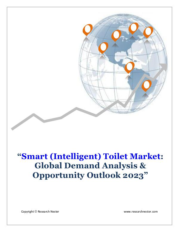 ICT & Electronics Smart (Intelligent) Toilet Market
