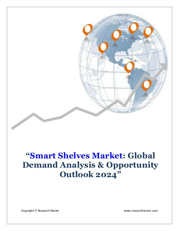 ICT & Electronics Smart Shelves Market