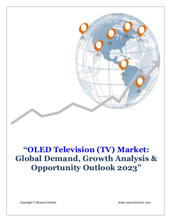 ICT & Electronics OLED Television (TV) Market