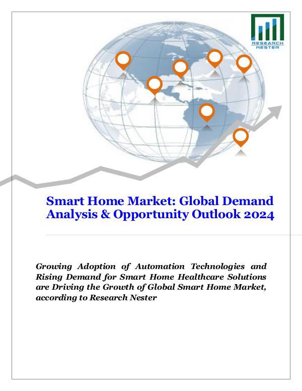ICT & Electronics Smart Home Market Analysis