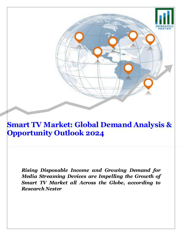 ICT & Electronics Smart TV Market