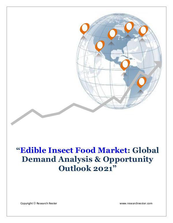 Market Research News Edible Insect Food Market