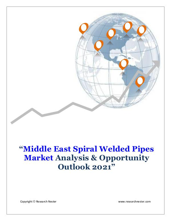 Market Research News Middle East Spiral Welded Pipes Market