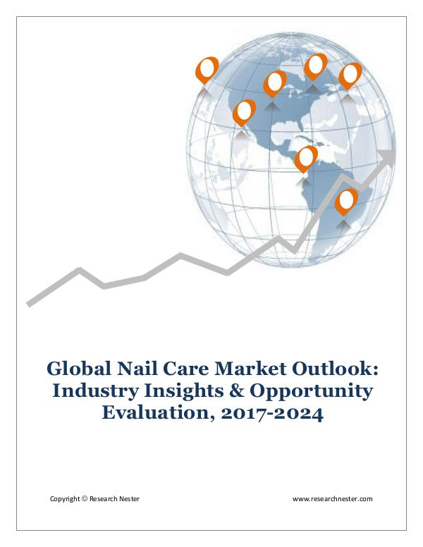 Market Research News Global Nail Care Market