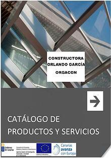 Constructora Orgacon - Catálogo productos
