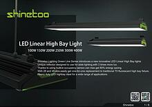 Shinetoo Lighting Catalogue and datasheet