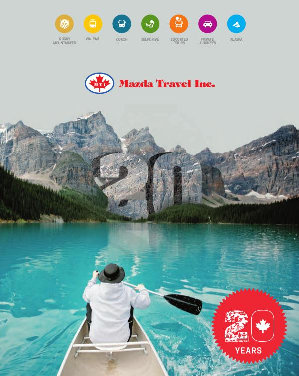 Discover Canada Brochure 2019 Discover Canada Brochure