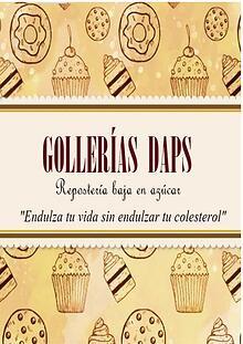 GOLLERÍAS SALUDABLES
