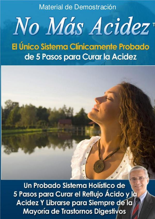 Libro No Mas Acidez del Doctor Jeff Martin - PDF Oficial Gratis Libro No Mas Acidez del Doctor Jeff Martin