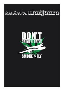 Alcohol vs. Marijuana