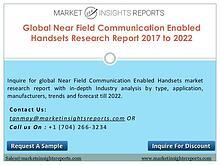 Near Field Communication Enabled Handsets Market