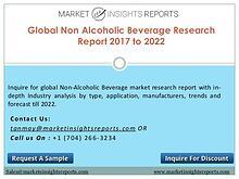 Global Non Alcoholic Beverage Market