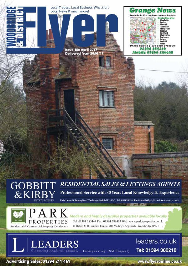 Woodbridge Flyer Magazine Woodbridge Flyer free monthly magazine