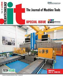IT - THE JOURNAL OF MACHINE TOOLS | YEAR 18 | N.04 | SEPTEMBER 2019