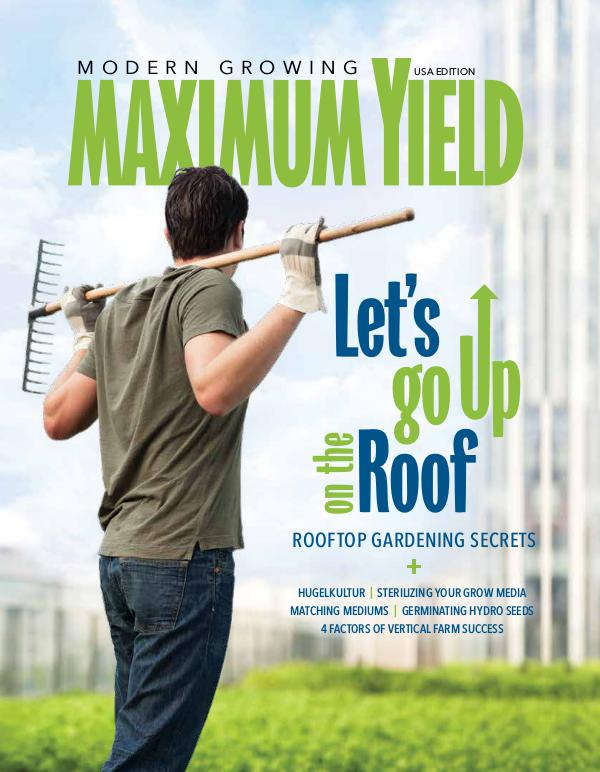 Maximum Yield USA July 2017