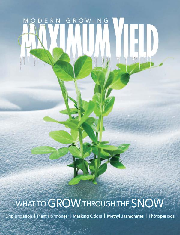 Maximum Yield USA December 2017