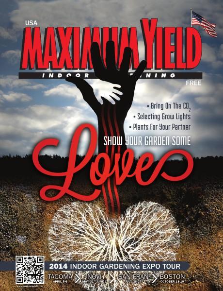 Maximum Yield USA 2014 February
