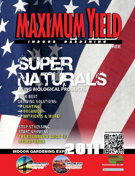 Maximum Yield USA 2011 July