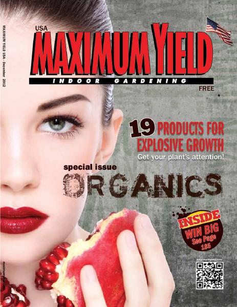 Maximum Yield USA 2012 December