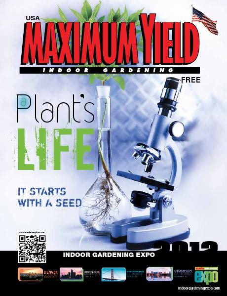 Maximum Yield USA 2012 March