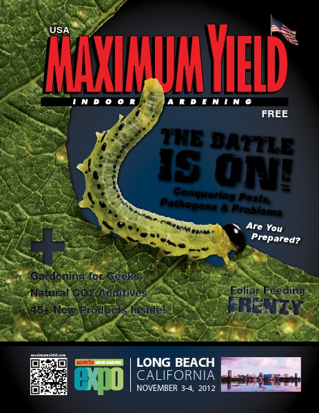 Maximum Yield USA 2012 November