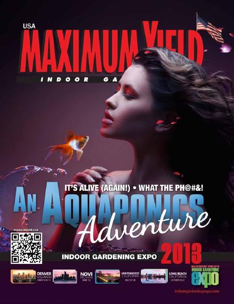Maximum Yield USA 2013 March