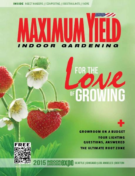 Maximum Yield USA 2015 February