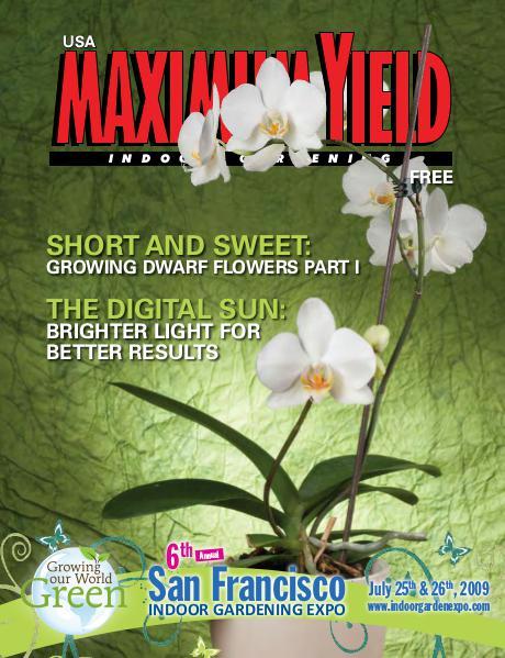 Maximum Yield USA 2009 June