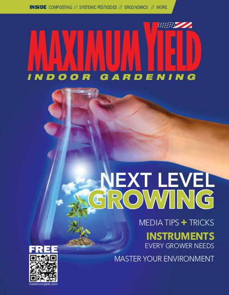 Maximum Yield USA September 2016