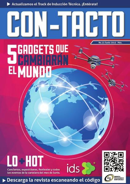 Con-tacto JUNIO 2015