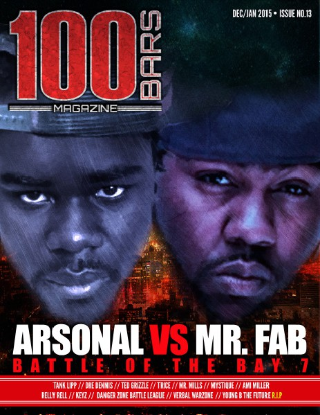 100 BARS MAGAZINE 013 DEC/JAN 2015