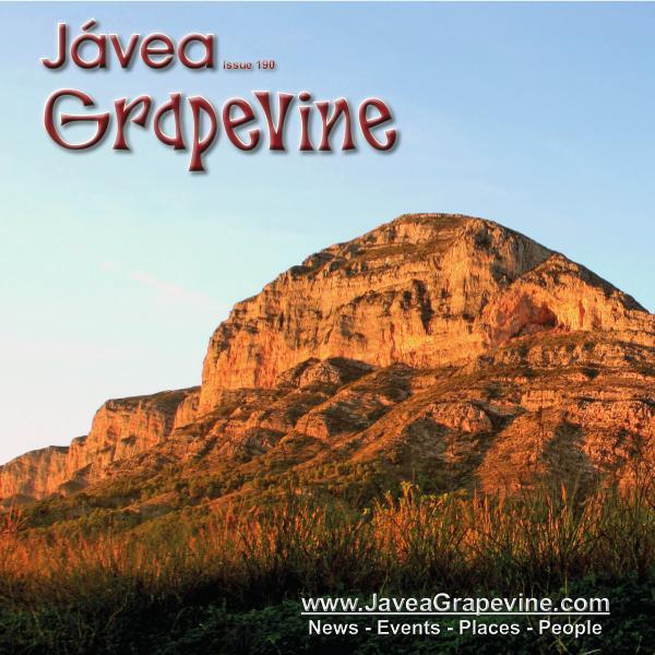 Javea Grapevine 190