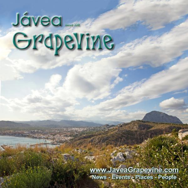 Javea Grapevine 339