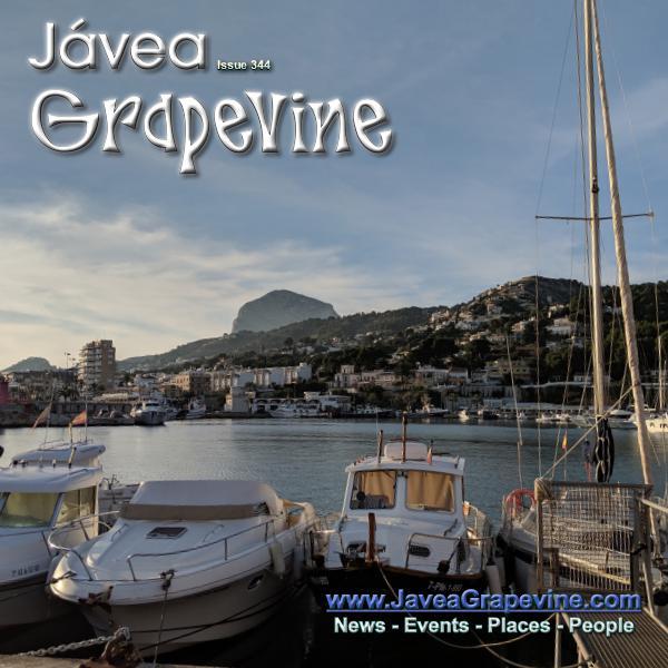 Javea Grapevine 344