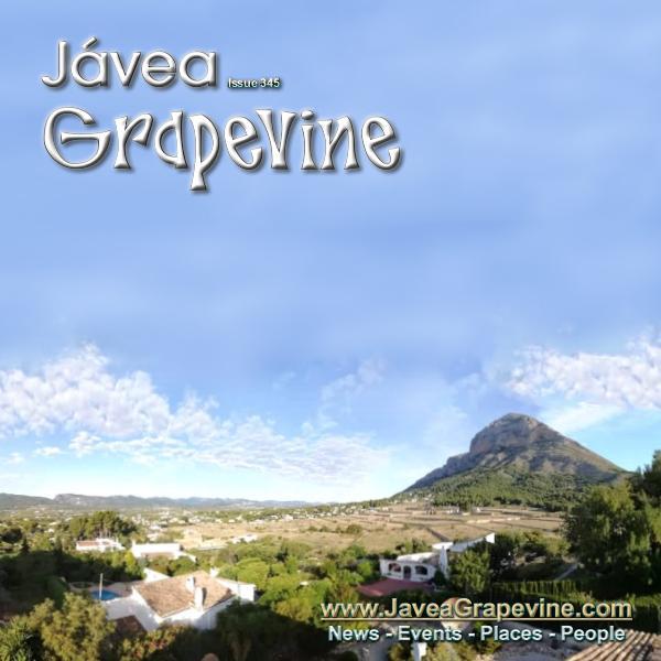 Javea Grapevine 345
