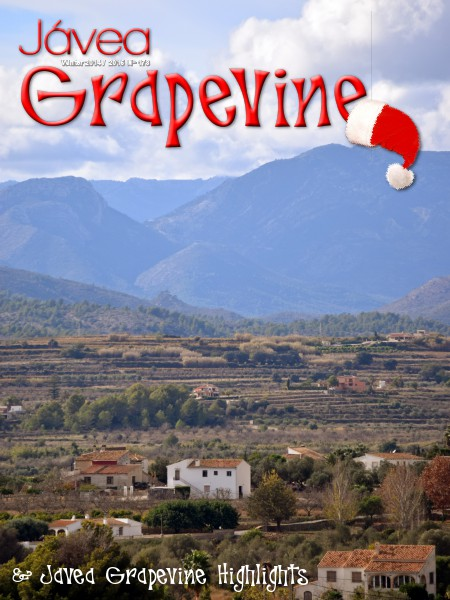 Javea Grapevine Issue 173 - 2015