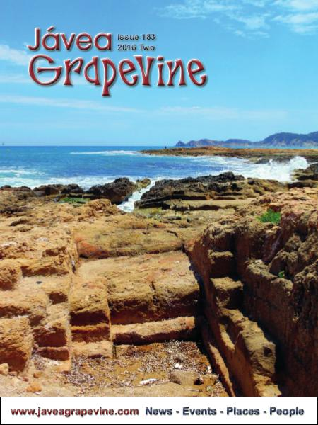 Javea Grapevine Issue 183 2016 Two