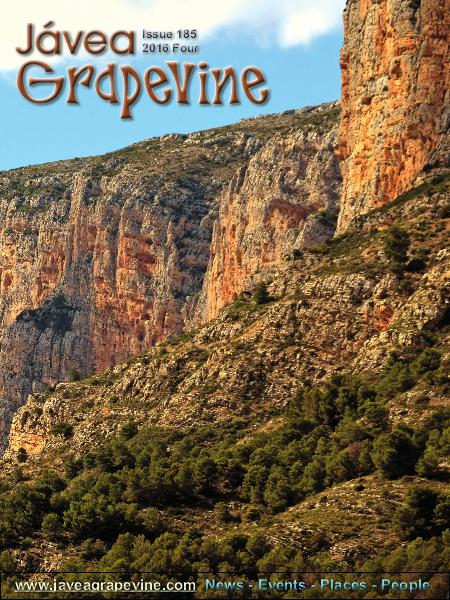 Javea Grapevine 185 2016 Four