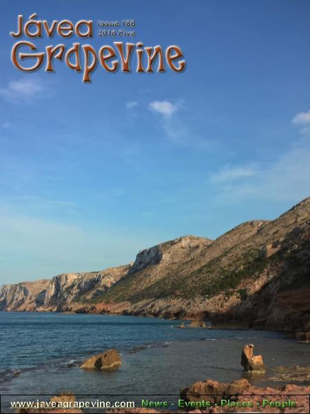 Javea Grapevine 186 2016 Five